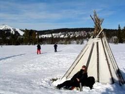 Fefor - skiferie i Norge