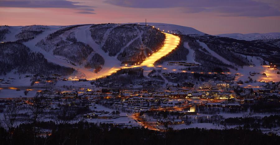 Geilo - skiferie i Norge