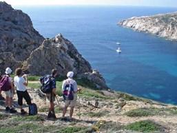 Vandreferie på Korsika