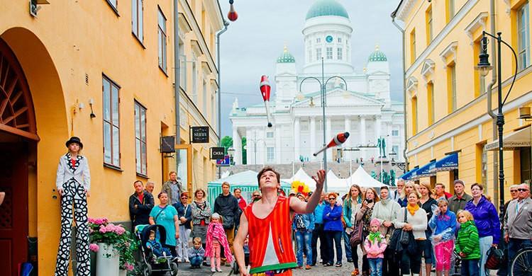Stockholm til Helsinki med Tallink Silja Line - Travelnorth - en del af Ruby Rejser