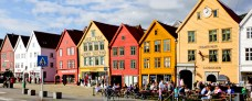 Bergen sightseeing - Ruby rejser
