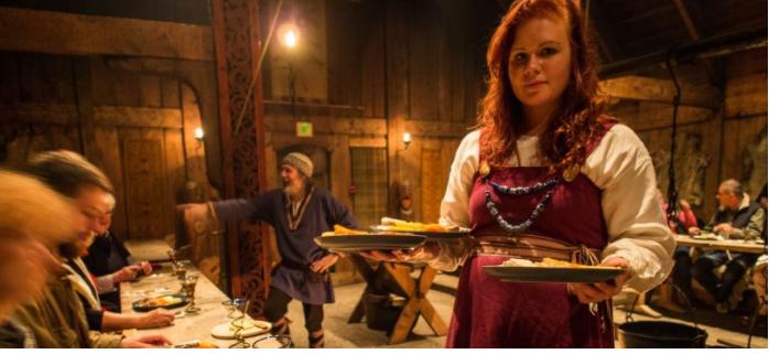 4E Lofotr vikingegilde - Ruby Rejser