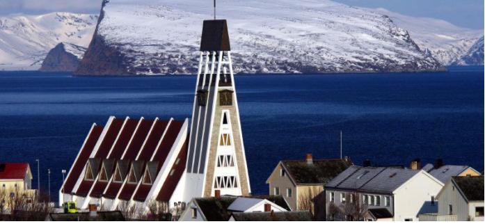 8B Verdens nordligste by Hammersfest - Ruby Rejser