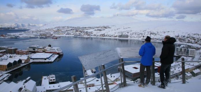 8H Vintergåtur i Hammerfest - Ruby Rejser