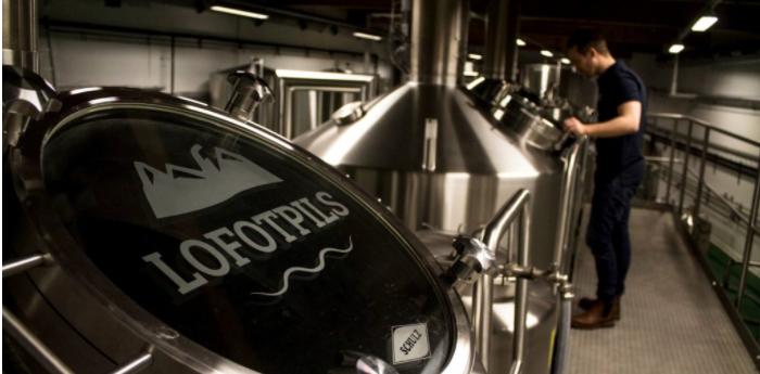 Lofotpils bryggeri