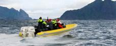 eventyr i RIB på Lofoten med Hurtigruten - Ruby Rejser