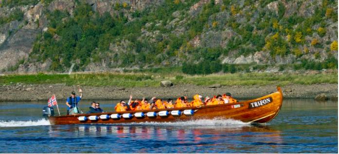 7B Elverbåd til den russiske grænse - Ruby Rejser
