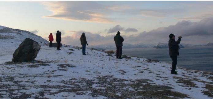 8G Fjeldtur i Hammerfest - Ruby Rejser