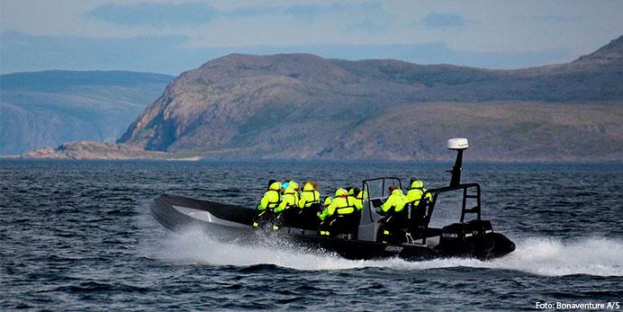6J Ekspedition til Nordkap
