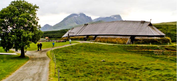 4F Lofotr vikingegilde sommer - Ruby Rejser