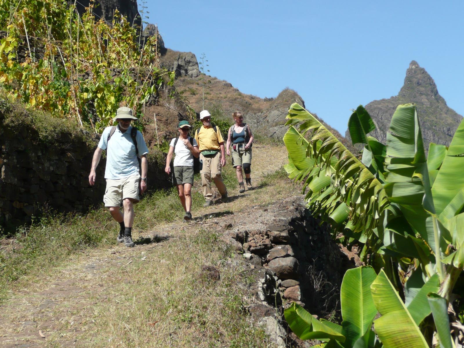 Aktiv vandreferie med Ruby Rejser