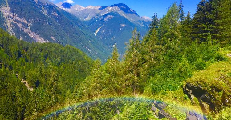 Sommer i Tyrol