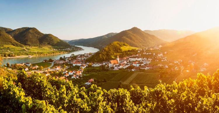 Donausøen i Østrig