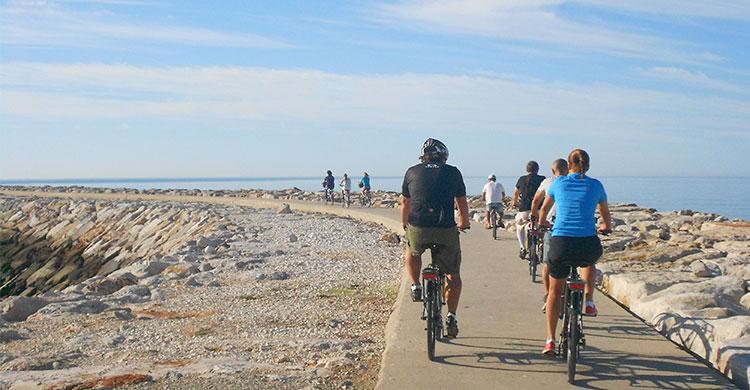Algarve - cykling