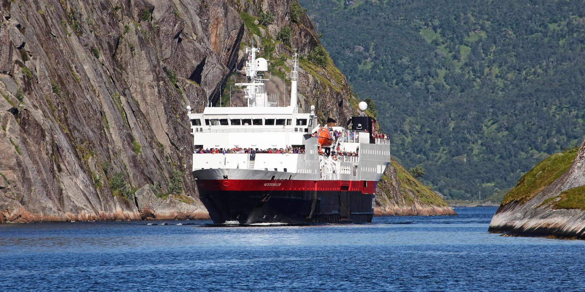 Vesterålen med Hurtigruten - Ruby Rejser
