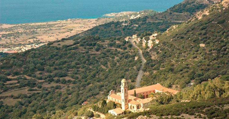 Aktive ferie på Korsika