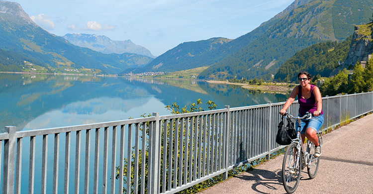 Cykelferie i fantastiske Schweiz