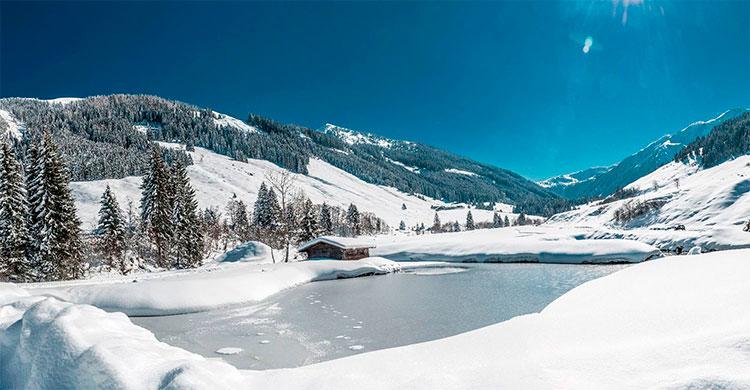 Sne i Wildschönau