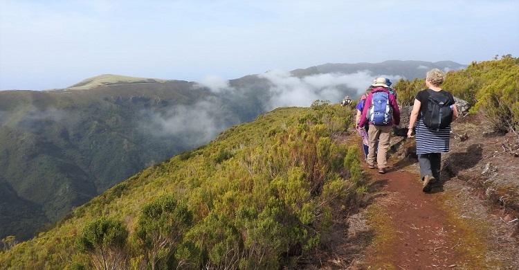 Vandrere på Madeira
