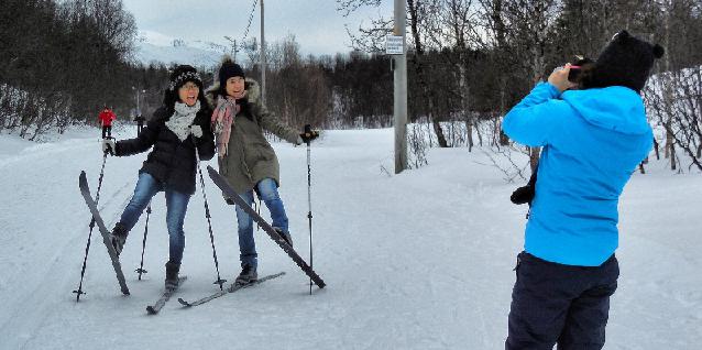 5M Langrendstur i Tromsø