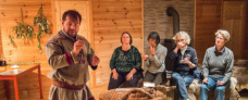 Samisk efterår - Hurtigruten - Ruby Rejser