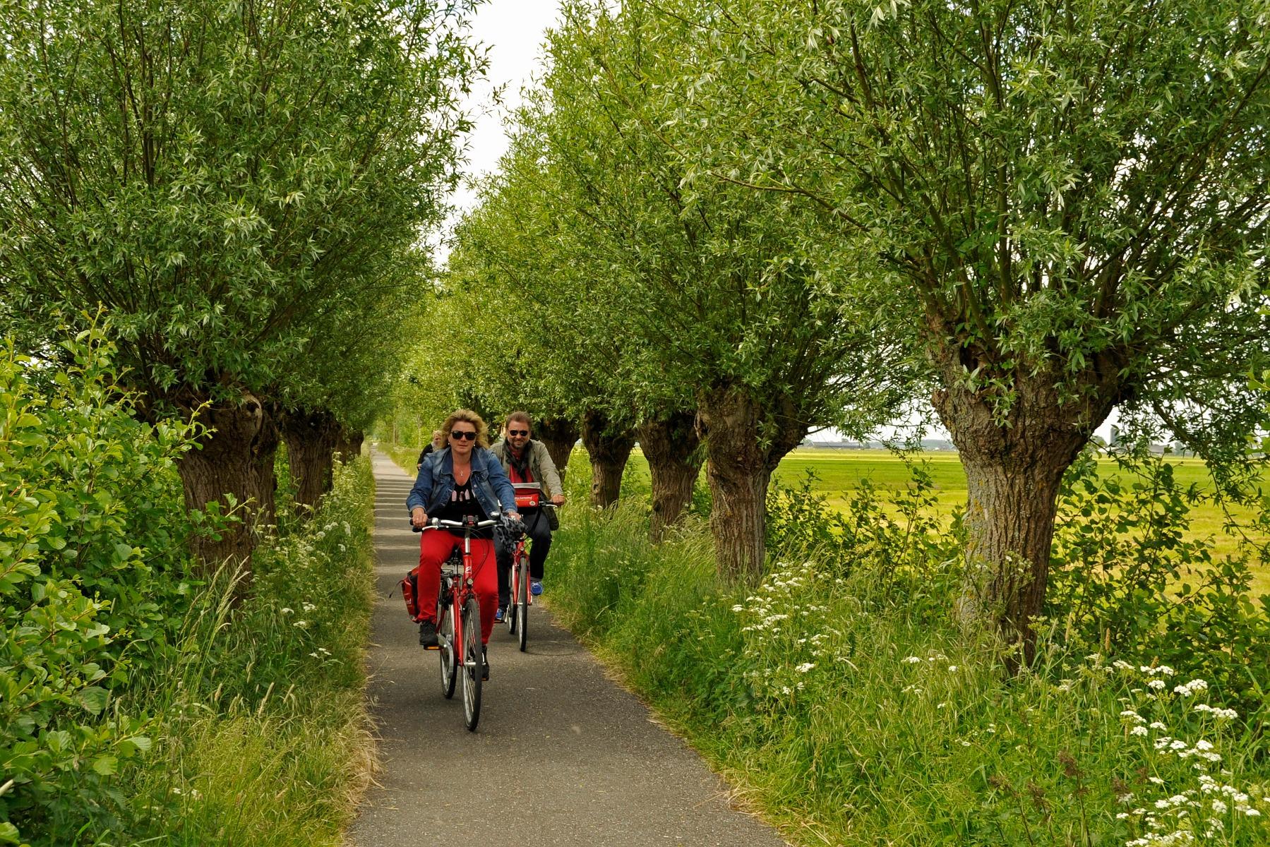 Cykelkrodstogt, cykler, natur