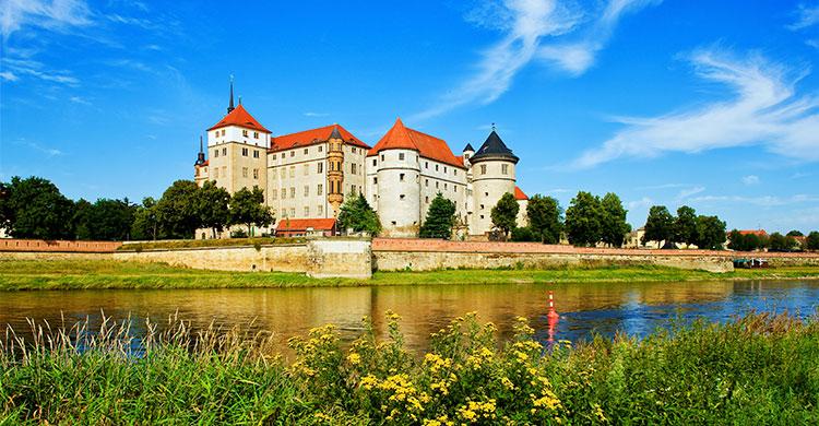 Tyskland: Dresden, Wittenberg, Torgau