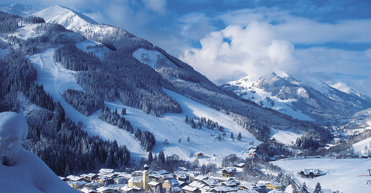 Perfekt skivejr