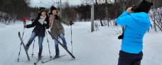 Langrend i Tromsø - Hurtigruten - Ruby rejser