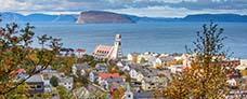 Hammerfest med Hurtigruten - Ruby Rejser