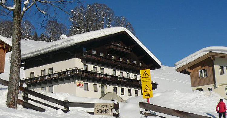 Hotel i Saalbach