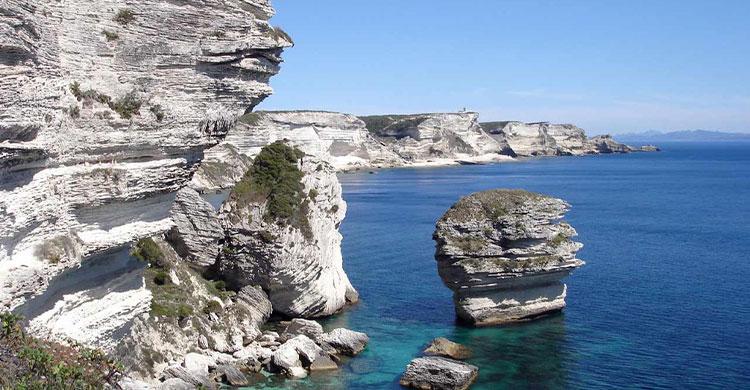 Korsika klippekyst