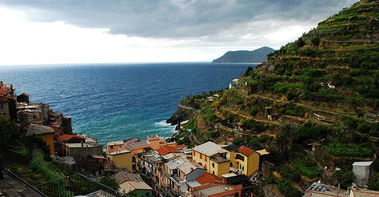 Vandreferie Cinque Terre