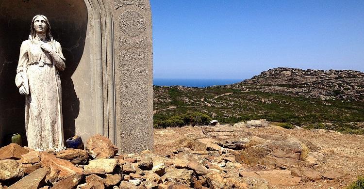 Smuk udsigt på Korsika