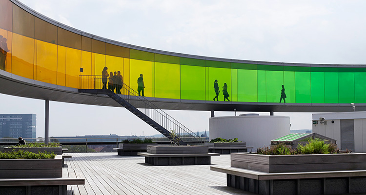 Aros Your Rainbow Panorama