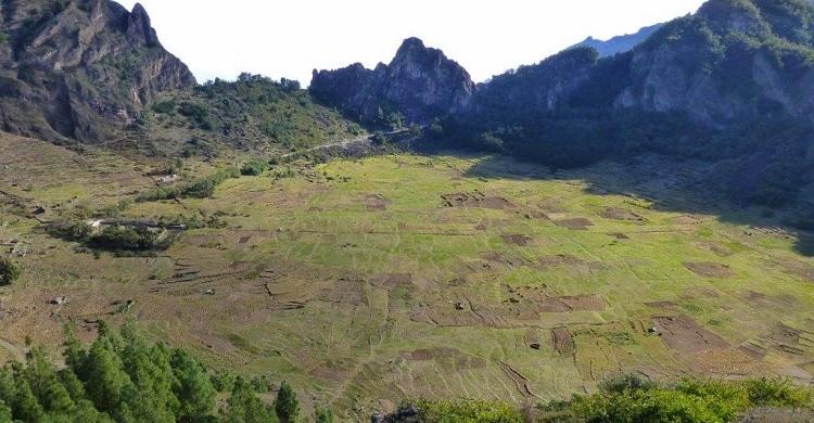 Jordlodder i Kap Verde