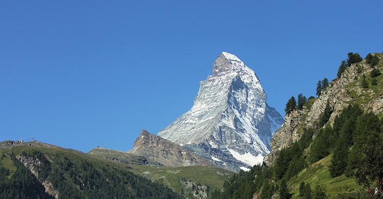 Matterhorns top