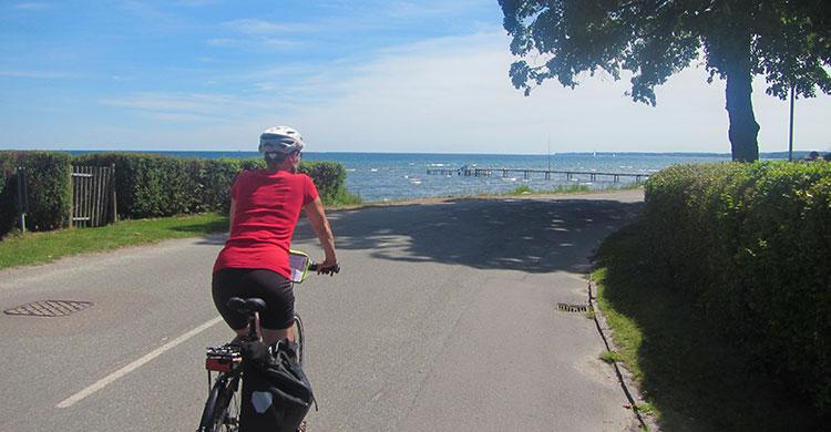 Cykellandskab i Nordsjælland