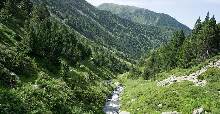 Andorras smukke natur