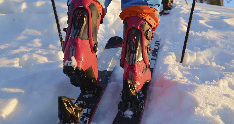 Randone skiing i Venabu